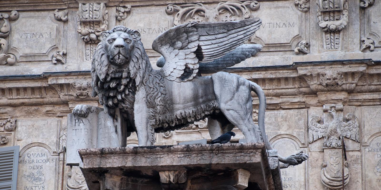 Der Veroneser Löwe