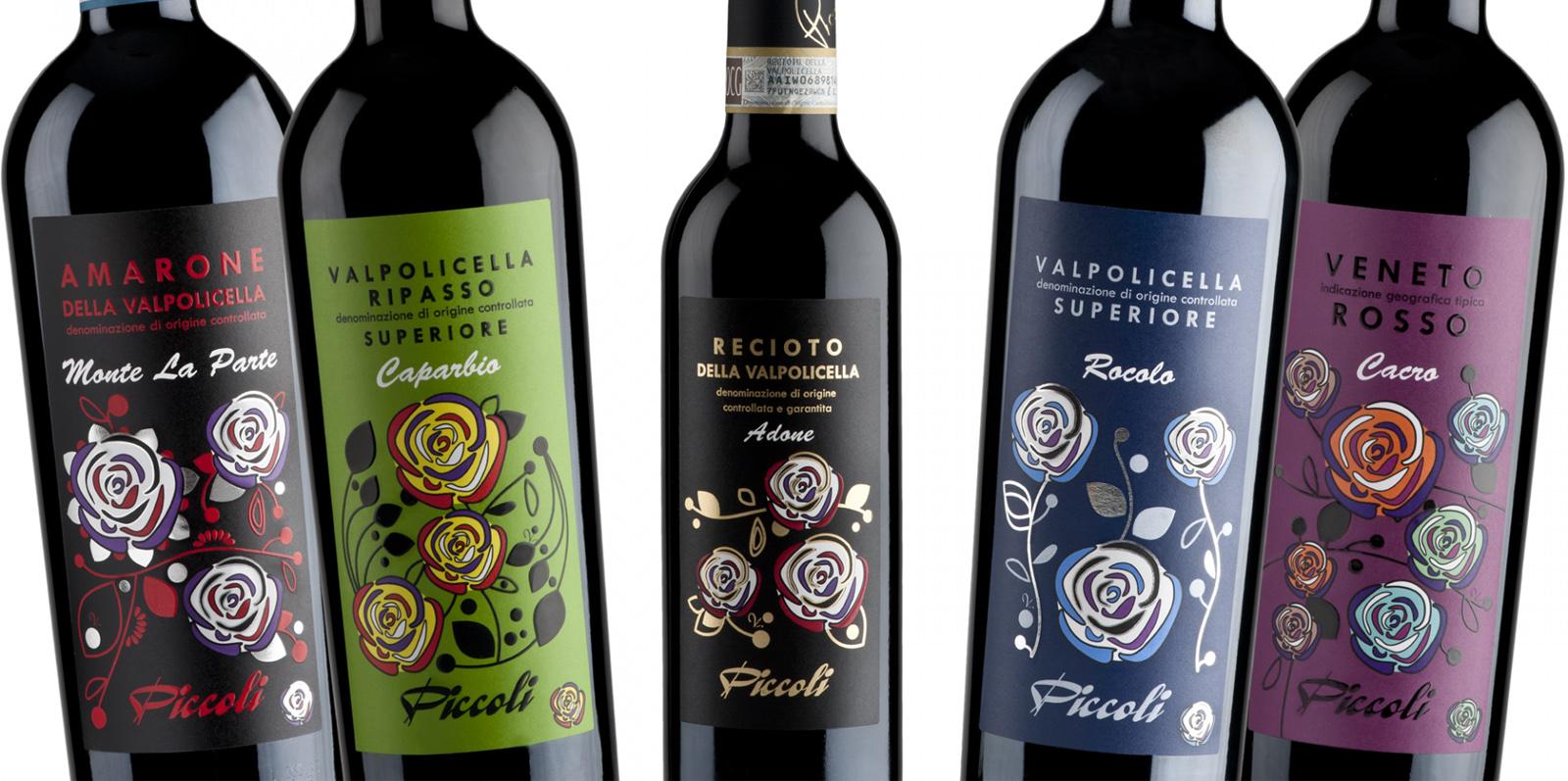 Die Piccoli Rotweine