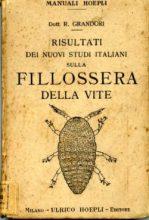 Italienische Studie zur Reblaus von 1914