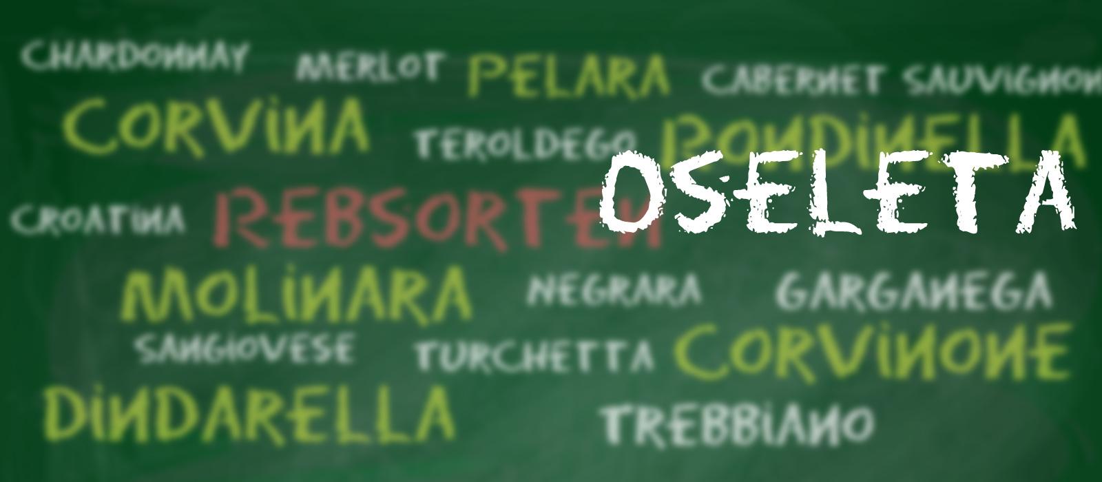Rebsorte Oseleta