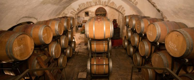 Der Novaia Reife KEller für Amarone und Recioto